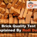 Bricks quality test