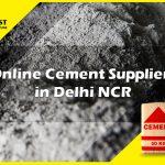 Online Cement Suppliers in Delhi/NCR
