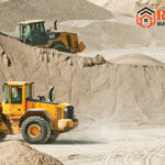 Types of sand used for construction